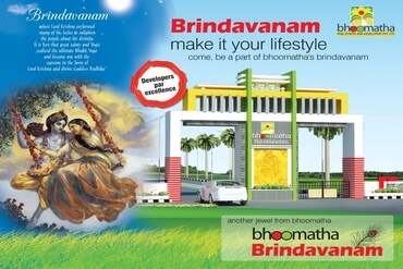 Bhoomatha, Brindavanam, Plots In Visakhapatnam, NH16 Facing Plots, Plots Near Raghu Engineering College